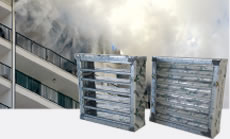 Intumescent Fire Dampers