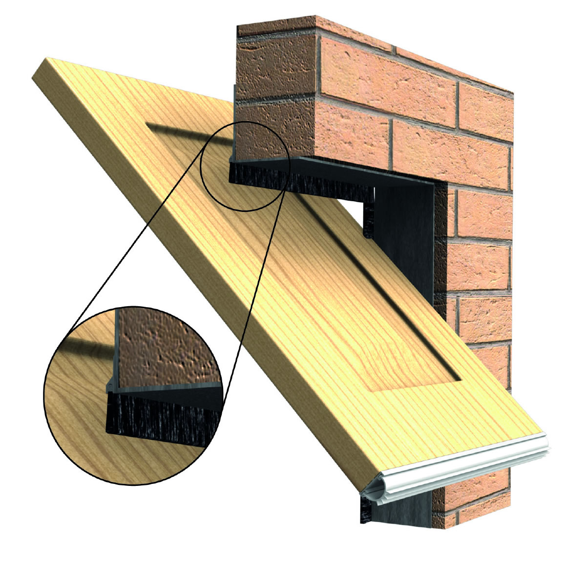 Is5120 Is3021si For Tilt Panel Or Panel Lift Garage Door