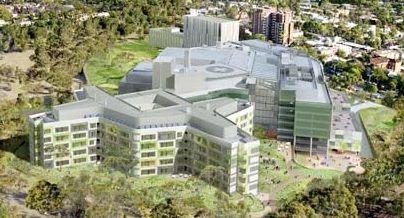 Car Parking At Royal Melbourne Hospital
