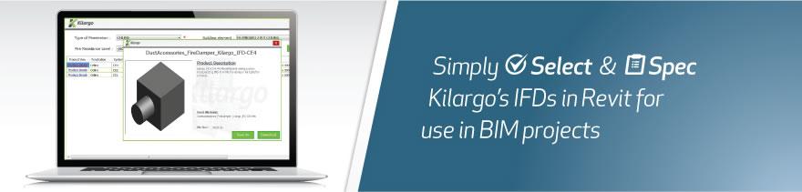 The new way of specifying Kilargo IFDs is here! - Kilargo