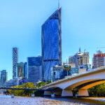 Brisbane City - 1 Williams Street. Kilargo Door Seals Installed into Government Building.